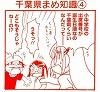 千葉県は小中学校の出席番号が誕生日順になっている